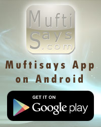 Get Muftisays App for Android